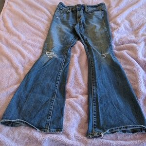 American Eagle 77 Hi-Rise Jeans, 6